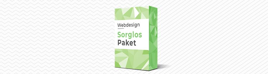 Webdesign sorglos paket für Unternehmens Webseiten